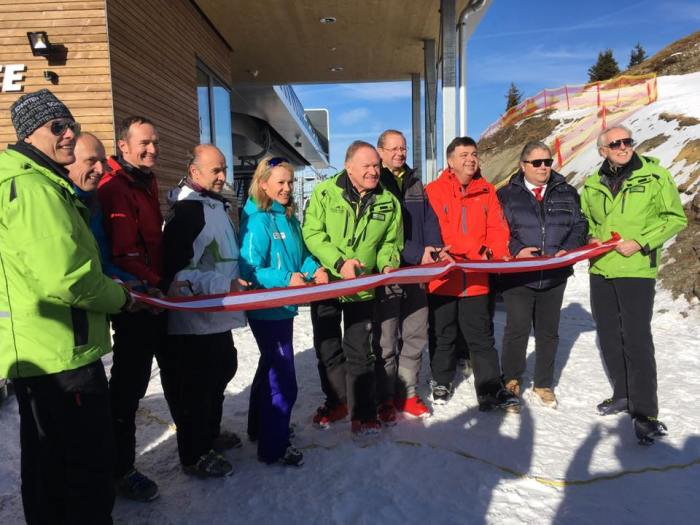 Zell am See opening