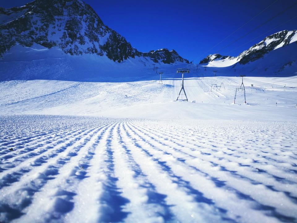 Stubaier Gletsjer