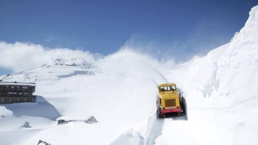 Timmelsjoch Hochalpenstrasse sneeuwvrij, wanneer?