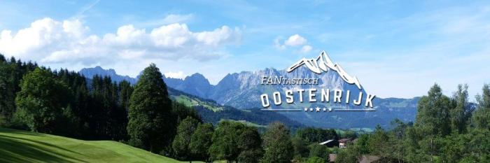 Fantastisch Oostenrijk zomer logo