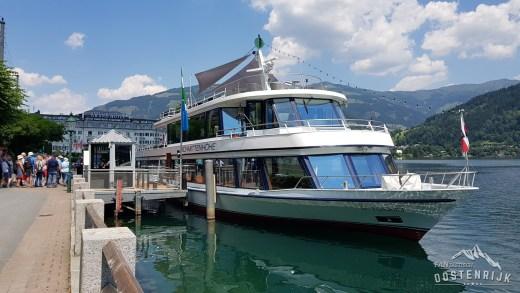 Zell am See Schmittenboot