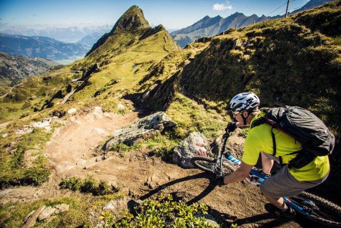 Kitzsteinhorn Mountainbike