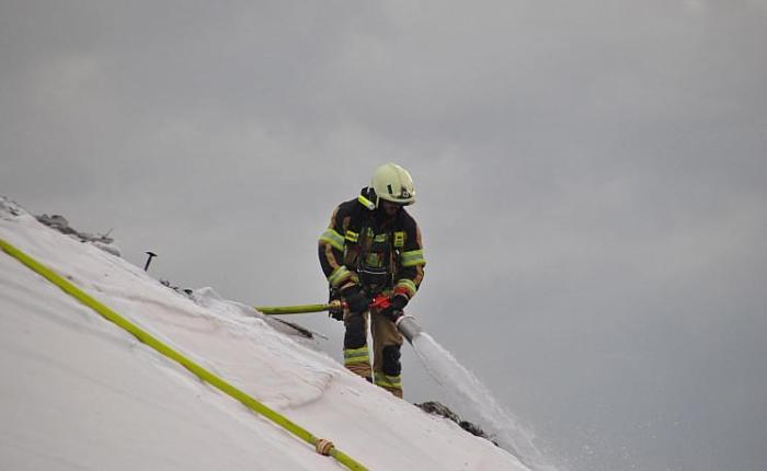sneeuwdepot Kitzbühel