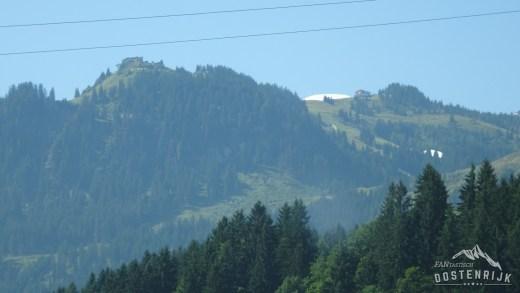 Kitzbühel Sneeuwdepot Walde