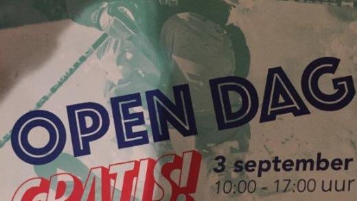 Skicentrum Hillegom Opendag 3 sept 2017