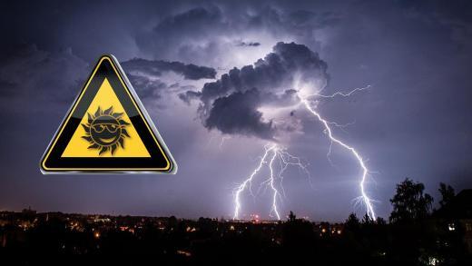 Zwoele zomerweek met geregeld onweersbuien