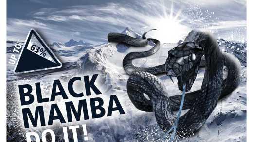 Kaprun Kitzsteinhorn de Black Mamba
