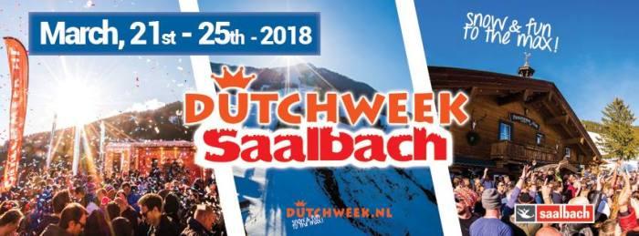Dutchweek Saalbach 2018