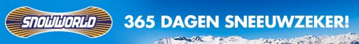 Snowworld banner Algemeen