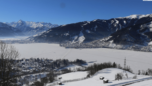 Winter Zell am See Kaprun