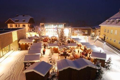 Zell am See Kerstmarkt