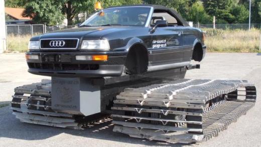 Audi Pistenbully