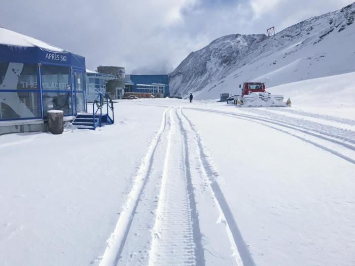 Kaprun Kitzsteinhorn Alpincenter