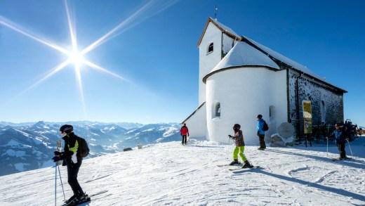 SkiWelt Hohe Salve @TVB Kitzbüheler Alpen