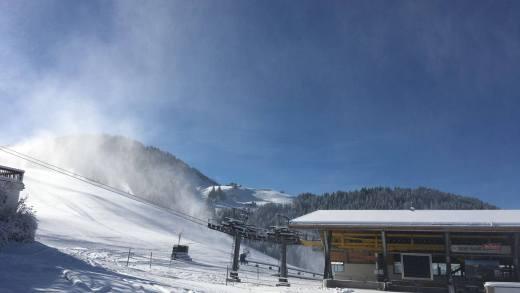 SkiWelt gaat ook eerder open