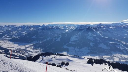 Brixen im Thale Brixental Hohe Salve