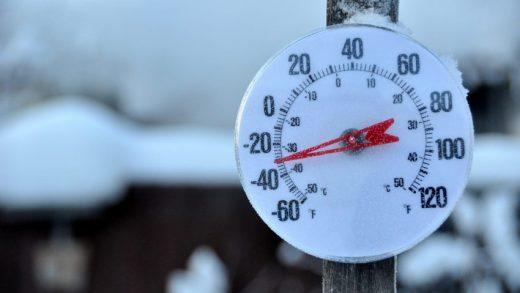 De winter komt terug met een gigantische kou-uitbraak…