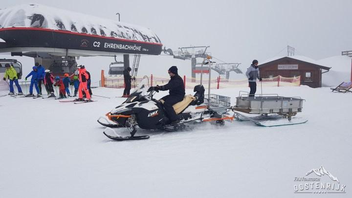 Kirchberg Snowscooter