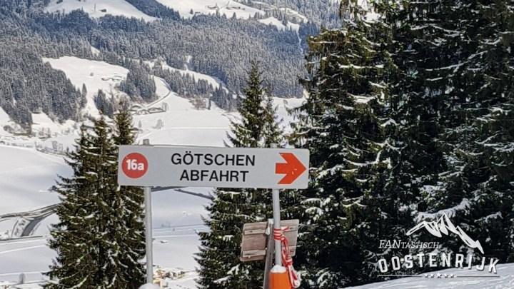 Brixen im thale Götschenafdaling