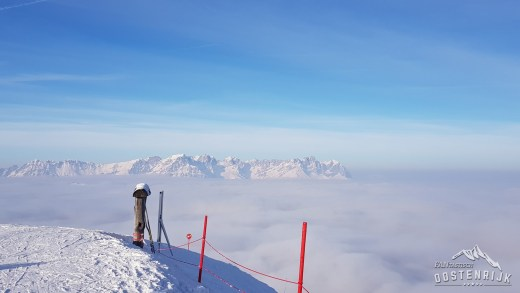 Video Update de mist in en het was al koud…