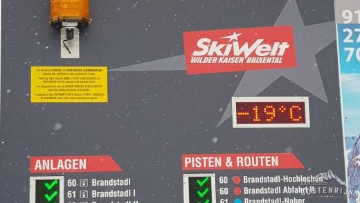 SkiWelt Arctisch Koud
