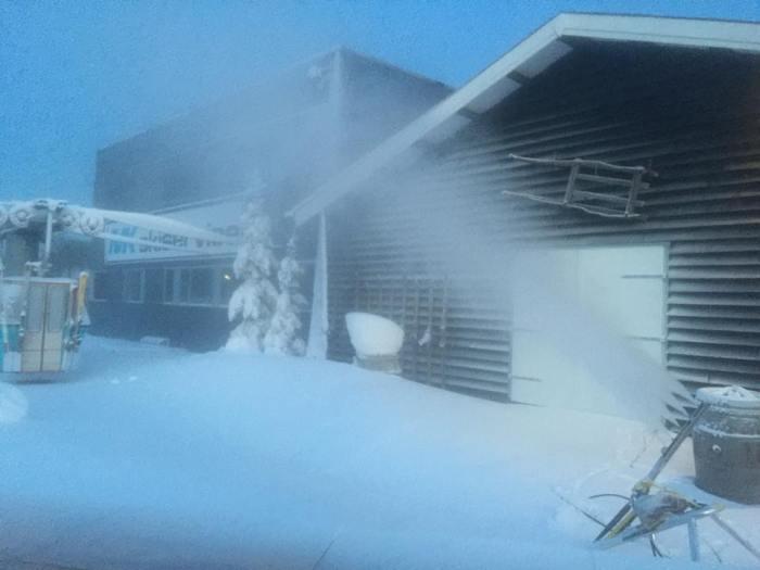 Sneeuwkanon MK Service