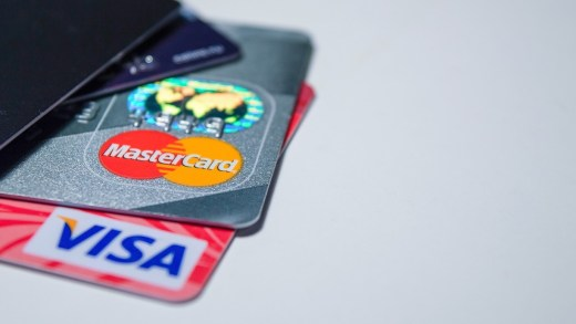 Visa en Mastercard Credicard