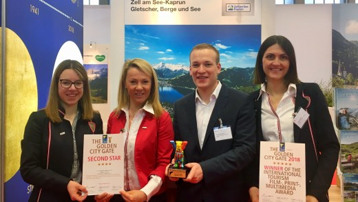 Zell am See – Kaprun wint Internationale Multimedia Award