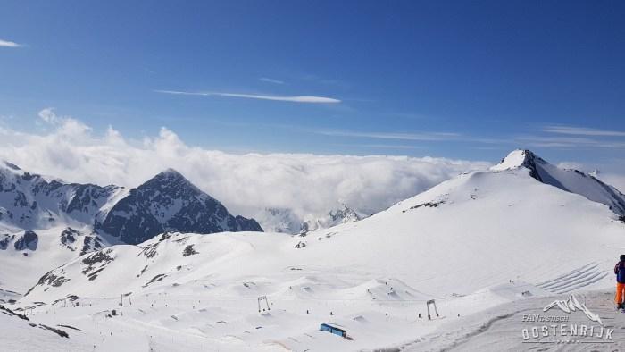 Stubaier Gletsjer Föhnmuur
