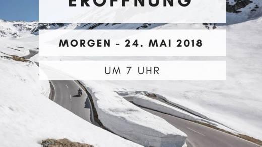 Timmelsjoch Hochalpenstrasse open op 24 mei 2018