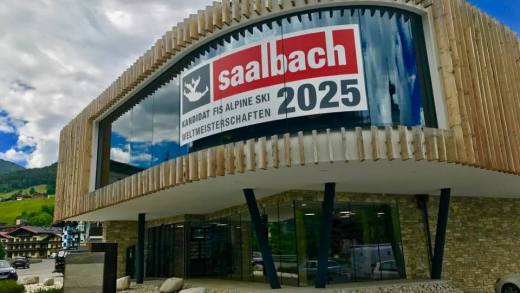 Nieuwe focus het WK 2025 naar Saalbach Hinterglemm
