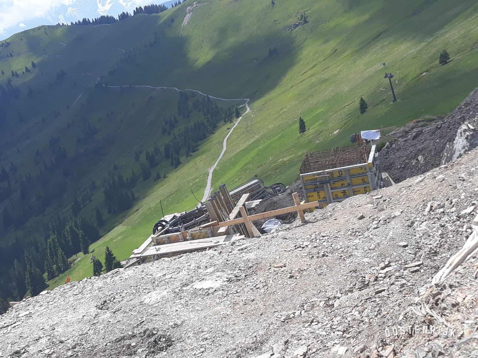 Asitzmuldebahn