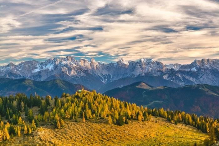 Oostenrijk berg
