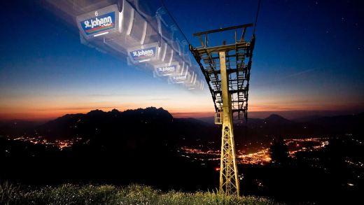 St Johann in Tirol Sonnwendfeuer 23 juni 2018