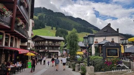 Rondje Saalbach, Zell am See en St Johann in Tirol