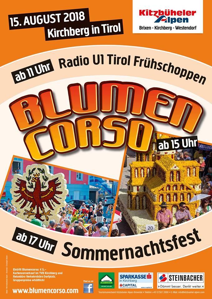 Bloemencorso Kirchberg 2018