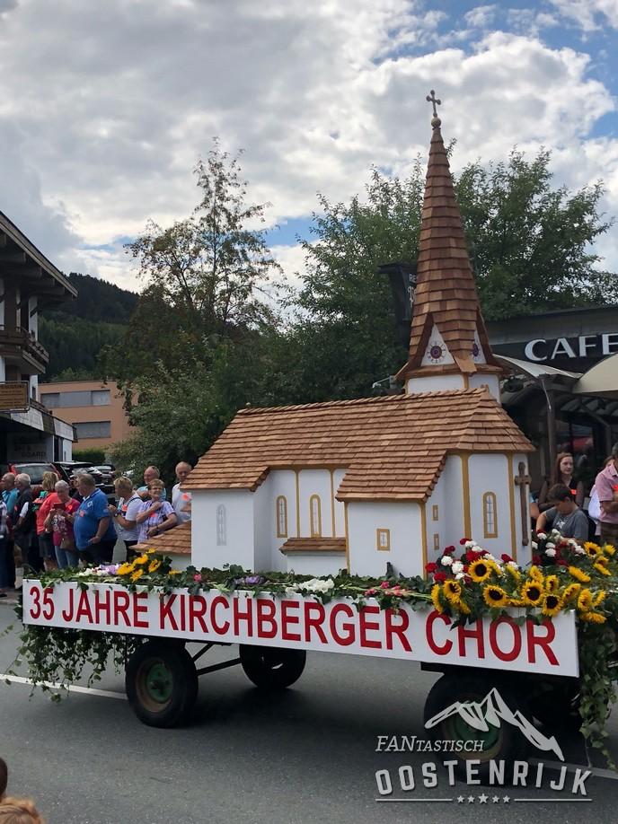 Bloemencorso Kirchberg