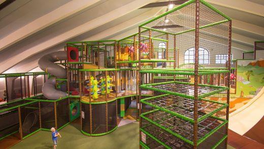 murmis kinderland indoor speelplaats