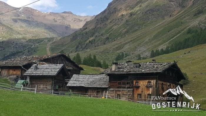 Authentieke boerderij kort voor Kurzras