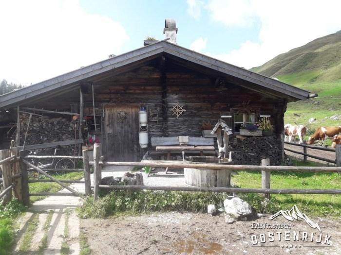Kallbrunneralm Salzburgerland