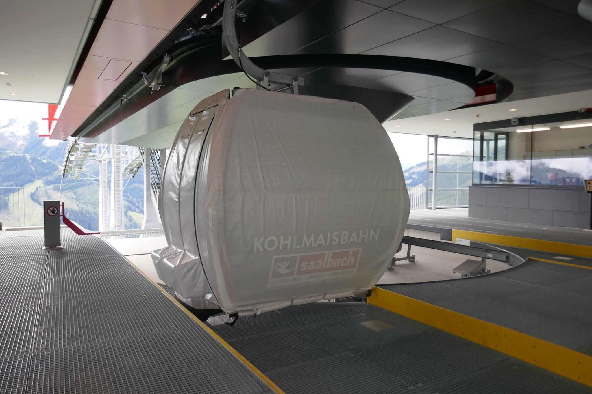 nieuwe Kohlmaisbahn