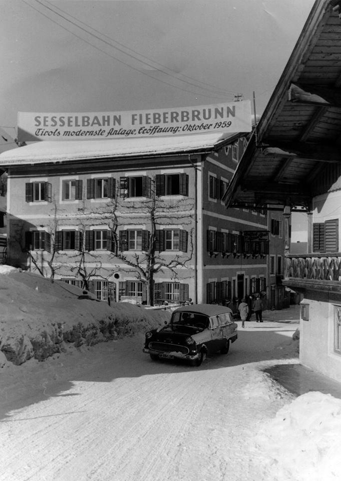 Fieberbrunn 60 jaar
