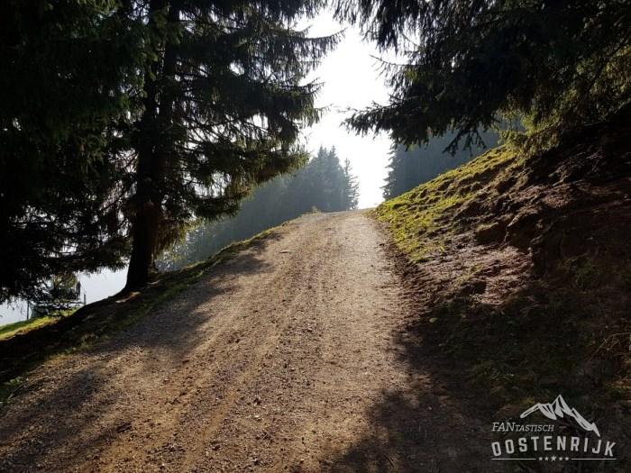 Herfst Brixen im Thale