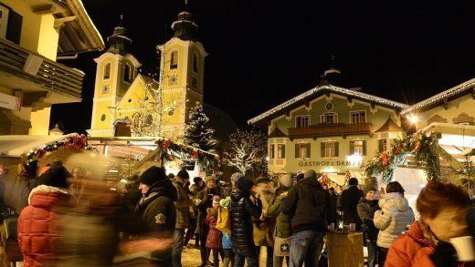 St Johann in Tirol Kerstmarkt Adventmarkt