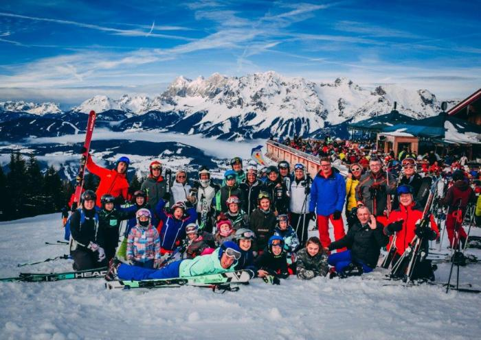 Ski like a Pro Groepsreizen