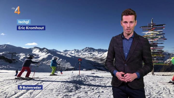 RTL Weer Ischgl 22 november 2018