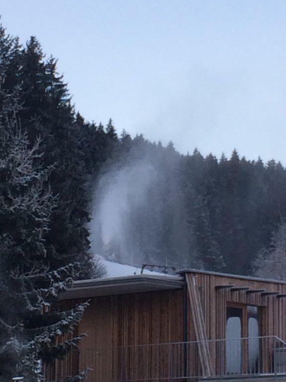 Caravan Brixen im Thale Sneeuwkanon