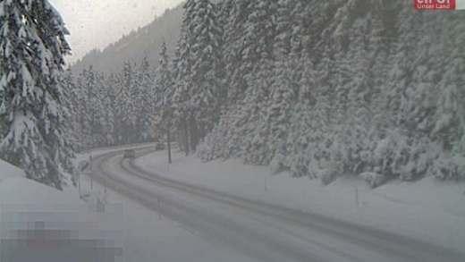 Sneeuw maar hoe wit zijn de wegen?
