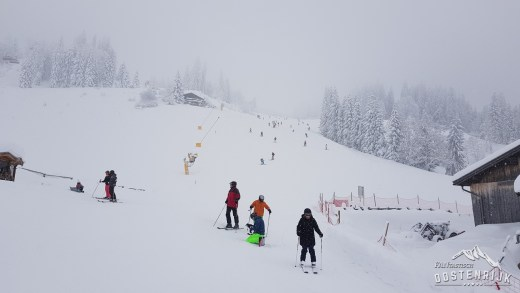 Brixen im Thale Jochbahn Nieding