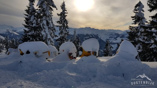 Westendorf Sneeuwkanon